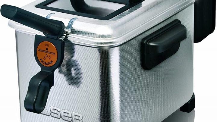 La friteuse Seb FR404800 : quels avantages ?